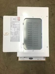 Eaton Br2430l125gw Load Center Sub panel W white Cover 24 space 125a Br Bj Gfcb