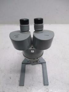 American Optical Spencer Stereo Microscope With 3x Objectives