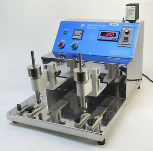 Fu Chien 339 Alcohol Rubber Abrasion Test Machine Steel Wool Friction Tester