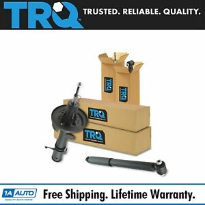 Front Rear Strut Assembly Shock Absorber Kit Set 4pc For Acura Mdx Truck Suv New