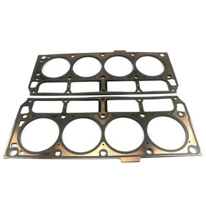 2 Btr Ls9 Cylinder Head Gaskets 12622033 For Chevrolet Corvette Cadillac Cts Gm