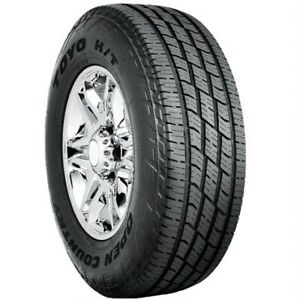 Lt245 75r16 Toyo Open Country Ht2 10 Ply All Season Tire 2457516 120 116s