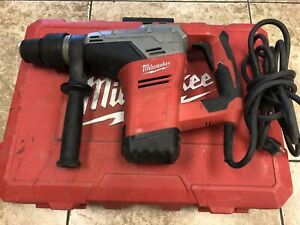 Milwaukee 5317 20 1 9 16in Sds max Rotary Hammer Kit