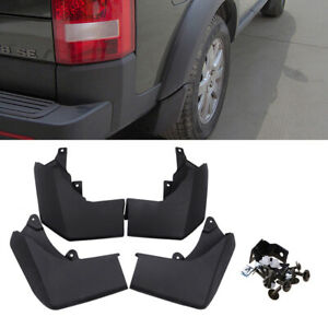 For Land Rover Discovery 3 Lr3 06 09 Abs Mud Flap Fender Splash Guards Mudguards