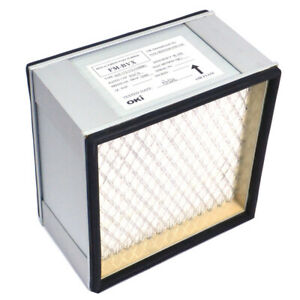 New Oki Fm bvx Hepa gas Main Filter For Bvx 100 Fume Extraction System Metcal
