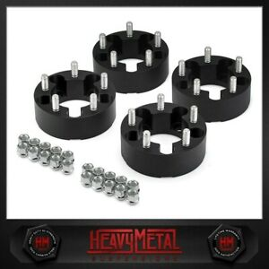 Fits Jeep Grand Cherokee Liberty Wrangler 80 12 1 Wheel Spacers Strong 4 Set