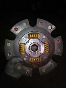 Act B Series Clutch Disc 6 Puck Spring Disc