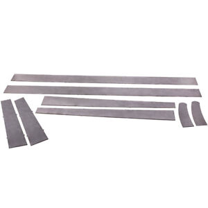 For Ford Model A Frame 8pcs Boxing Plate Plates With Easy To Weld Tab 28 31