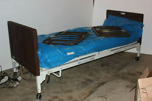 Invacare Full Electric Hospital Bed Package New Mattress Rails Included