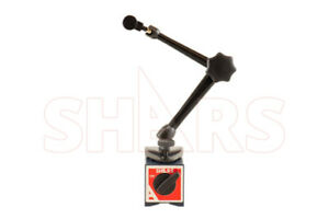 Shars 176 Lbs Magnetic Base With Fine Adjustment For Dial Test Indicator New P