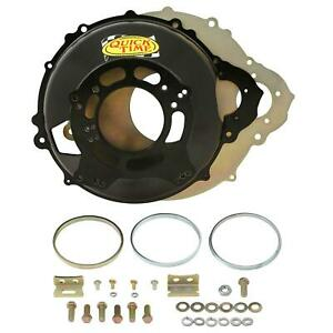 Quick Time Ford Y block To Top Loader Transmission Bellhousing Rm 8056