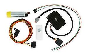 Holley Vr1 Series Brushless Fuel Pump W Controller Quick Kit 12 767