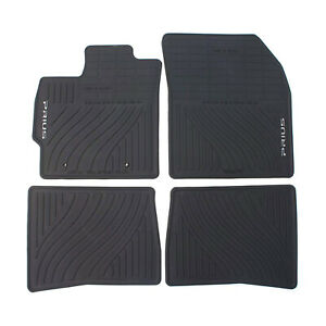 Genuine Oem New All Weather Floor Mats For Toyota Prius 2010 2011
