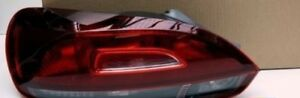 New Genuine Vw Scirocco R Line Cherry Red Tinted Tail Light Left 1k8945095s Oem