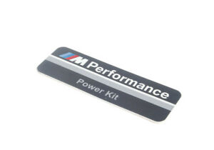 New Genuine Bmw 1 2 3 4 5 X3 X5 M Performance Power Bandage Sticker 2296495