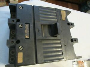 Used General Electric Circuit Breaker 3 Pole 300 Amp Tjj436300