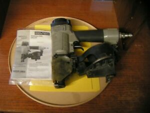 Porter cable Coil Roofing Nailer Model rn175 Type 1 Used rebuilt Tested
