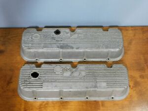 Mickey Thompson Vintage Chevrolet Chevy 103r 48b M t Valve Covers
