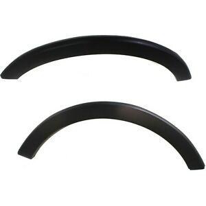 Fender Trim Set For 2003 2006 Ford Expedition Rear Left Right 2pc