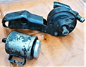1966 1968 Ss396 Ss427 Chevelle Power Steering Pump Gm Original