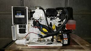 Kohler 7 5ekd 7 5 Ke Marine Gas Generator 60 Hz Very Low Hours With New Parts
