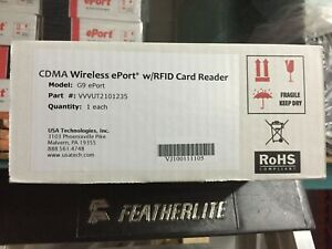 Eport By Usa Technologies Cdma Wireless Eport W rfid Card Reader