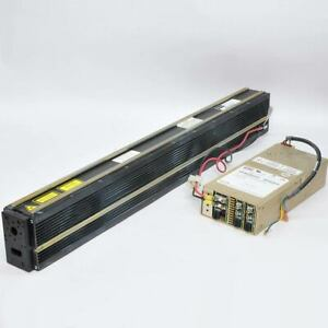 Synrad J48 2 Co2 Laser 25w 10 6um With Power Supply From Videojet Coder