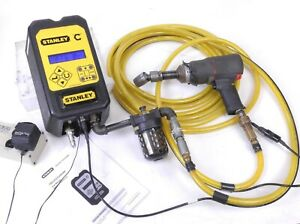 Ingersoll Rand 2145 W Stanley Torque Controller Xdcr Pulse Tool And Transducer