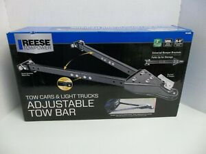 Reese Towpower 7014200 Adjustable Tow Bar New
