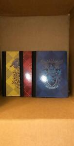 Harry Potter Lot 3 Note Pads New