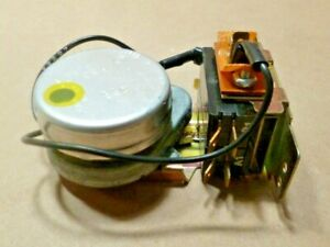 Ranco Hk25rc011 Timer Motor Fits Carrier Time Delay Sequence Control