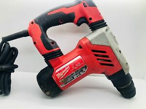 Milwaukee 5268 21 1 1 8 Sds plus Rotary Hammer Drill Works Great