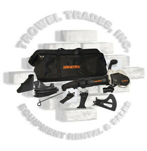 Arbortech As175 Masonry Restoration Kit Allsaw Brick Mortar Saw Free Shipping