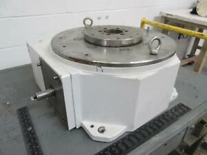 Weiss Tc 500t Rotary Index Table 16 Positions T90076