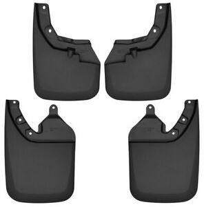 Splash Guards Mud Flaps Fronts And Rears 56946 For Toyota Tacoma 2016 2020
