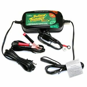 Battery Tender Plus High Efficiency Charger Maintainer 1 25 Amp 12v