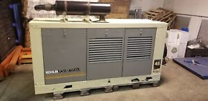 Kohler 45rz Standby 40kw Natural Gas Generator With Mpac 1500 Transfer Switch