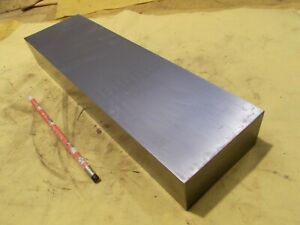 Ground Flat Steel Bar Stock Tool Die Rectangle Plate 1 985 X 4 X 14 Oal