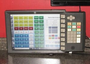 Ncr 5954 2501 9090 15 Pos Register Display 15 Led Dynakey Surface Capacitive