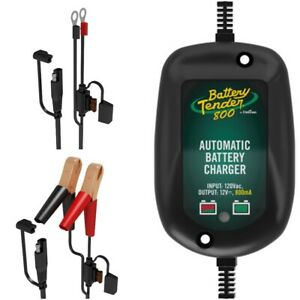 Battery Tender Junior 800 Automatic Weather Waterproof Charger Maintainer 12v