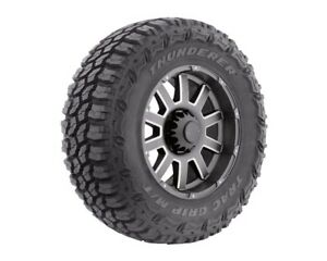 4 245 75 17 Thunderer Trac Grip 2 Mt Tires 10 Ply 2457517 75r17 Mud Tires