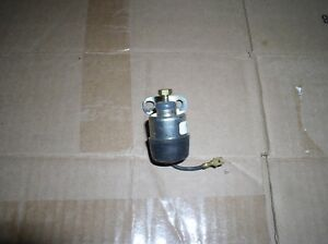 New Old Stock Replacement Idle Solenoid Fits Mopar 340 And 440 Six Pack Works