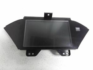 Display Screen Dash Mounted Upper Fits 17 18 Acura Mdx 831476 Id 39810tz5a31