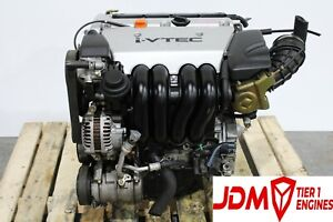 K20a Engine Acura Rsx Base Model Engine Honda Civic Si Engine Jdm K20a