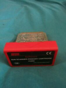 Snap On sun Scanner Primary Cartridge ford Eescgb220ar