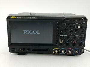 Rigol Mso5204 Mixed Signal Oscilloscope 4 16 Channel 200 Mhz 8 Gsa s