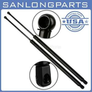 2pcs Liftgate Gas Charged Lift Support Kit Rods For Jeep Cherokee 1995 1996