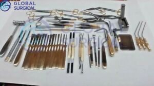 Major Rhinoplasty Instruments Set Of 50 Pcs Nose Plastic Surgery Instruments