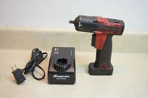 Snap on Ct761a 14 4v Cordless 3 8 Drive Impact Wrench W Ctb8174