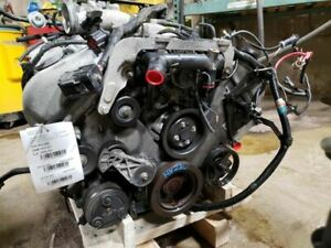 Engine 4 6l Vin R 8th Digit Dohc Mach 1 Fits 03 04 Mustang 1509923